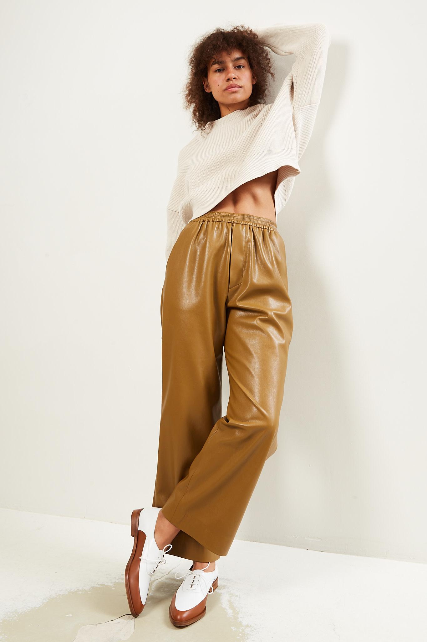 Nanushka Odessa vegan leather pants