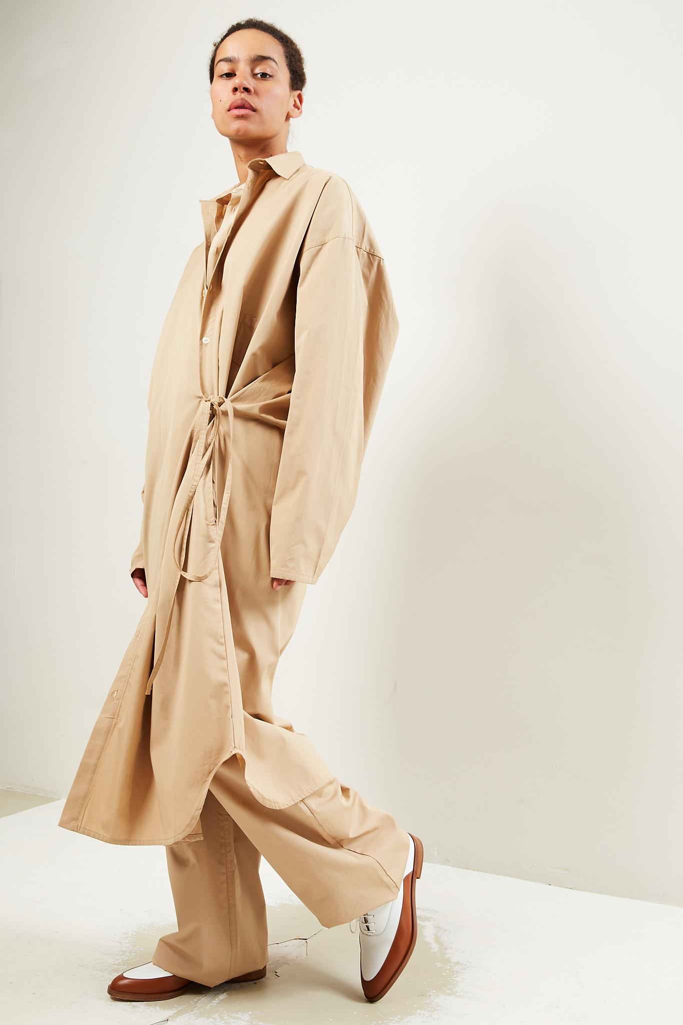 Monique van Heist - 10.2 cotton shirt dress