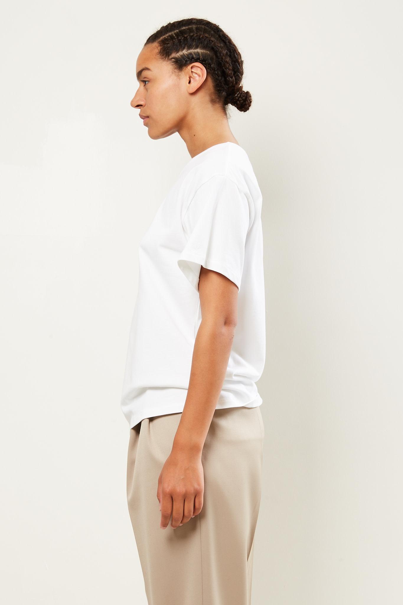 loulou studio - lipari oversize shirt