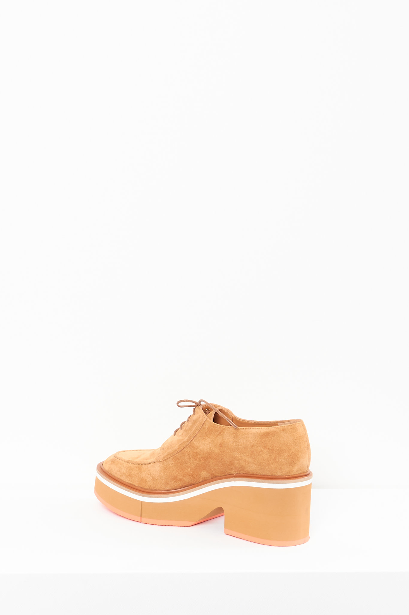 Clergerie - Anja suede leather shoe's