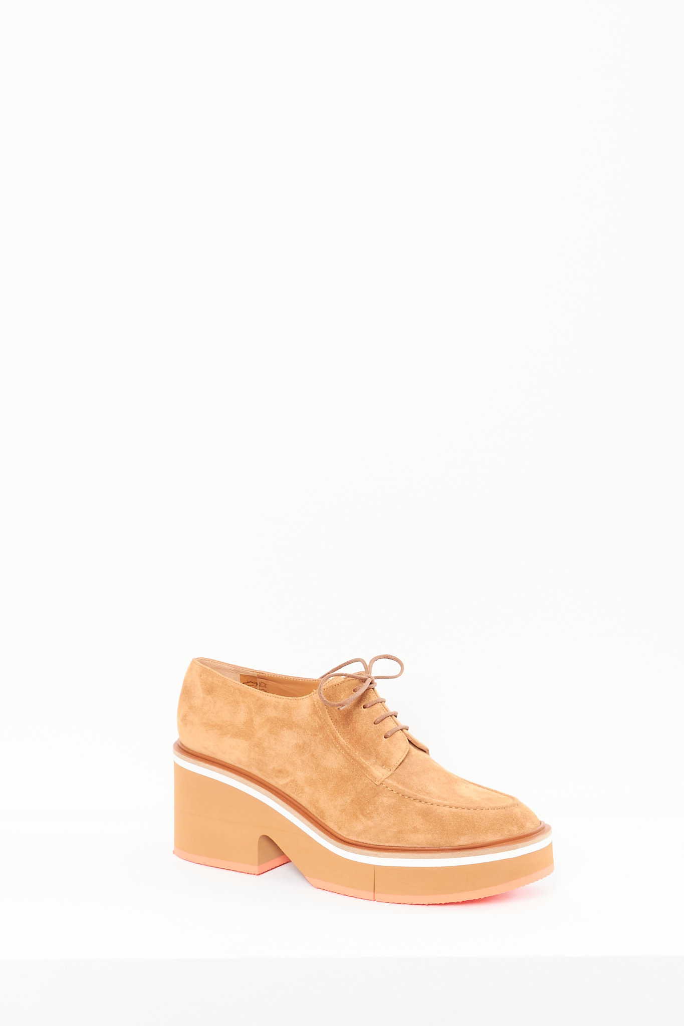 Clergerie Anja suede leather shoe's