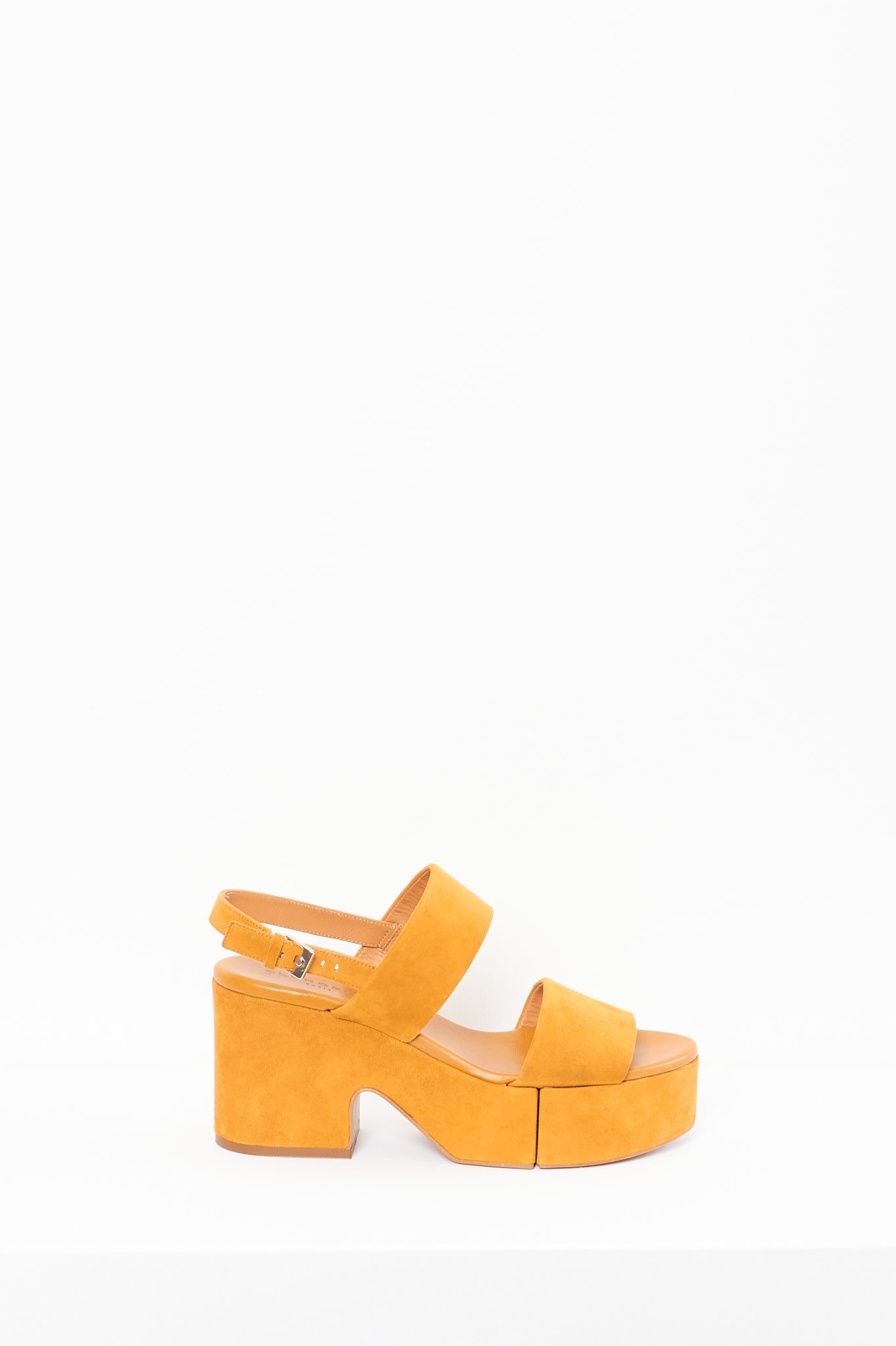 Clergerie - Cora6 suede leather sandals