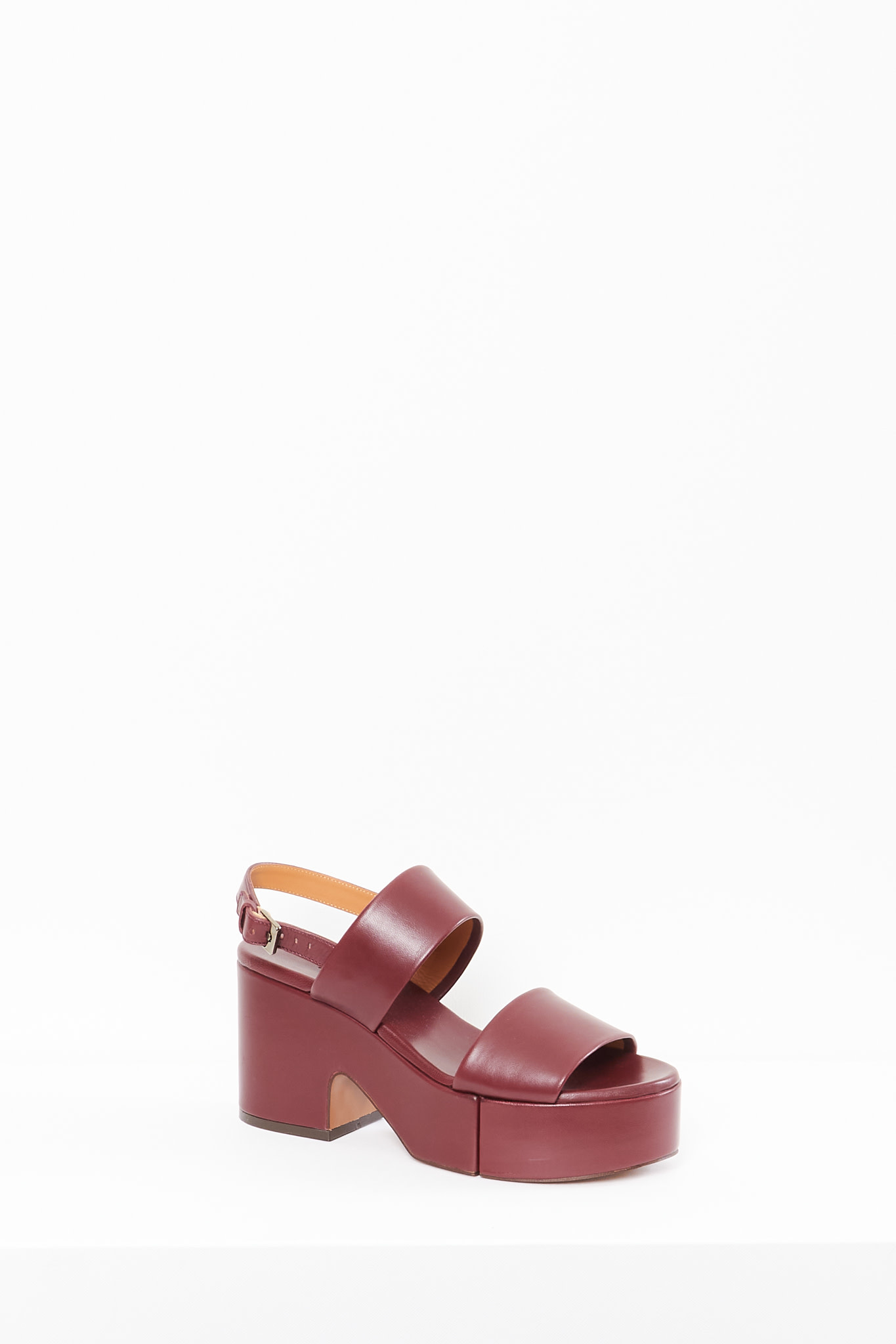 Clergerie Cora6 leather sandals