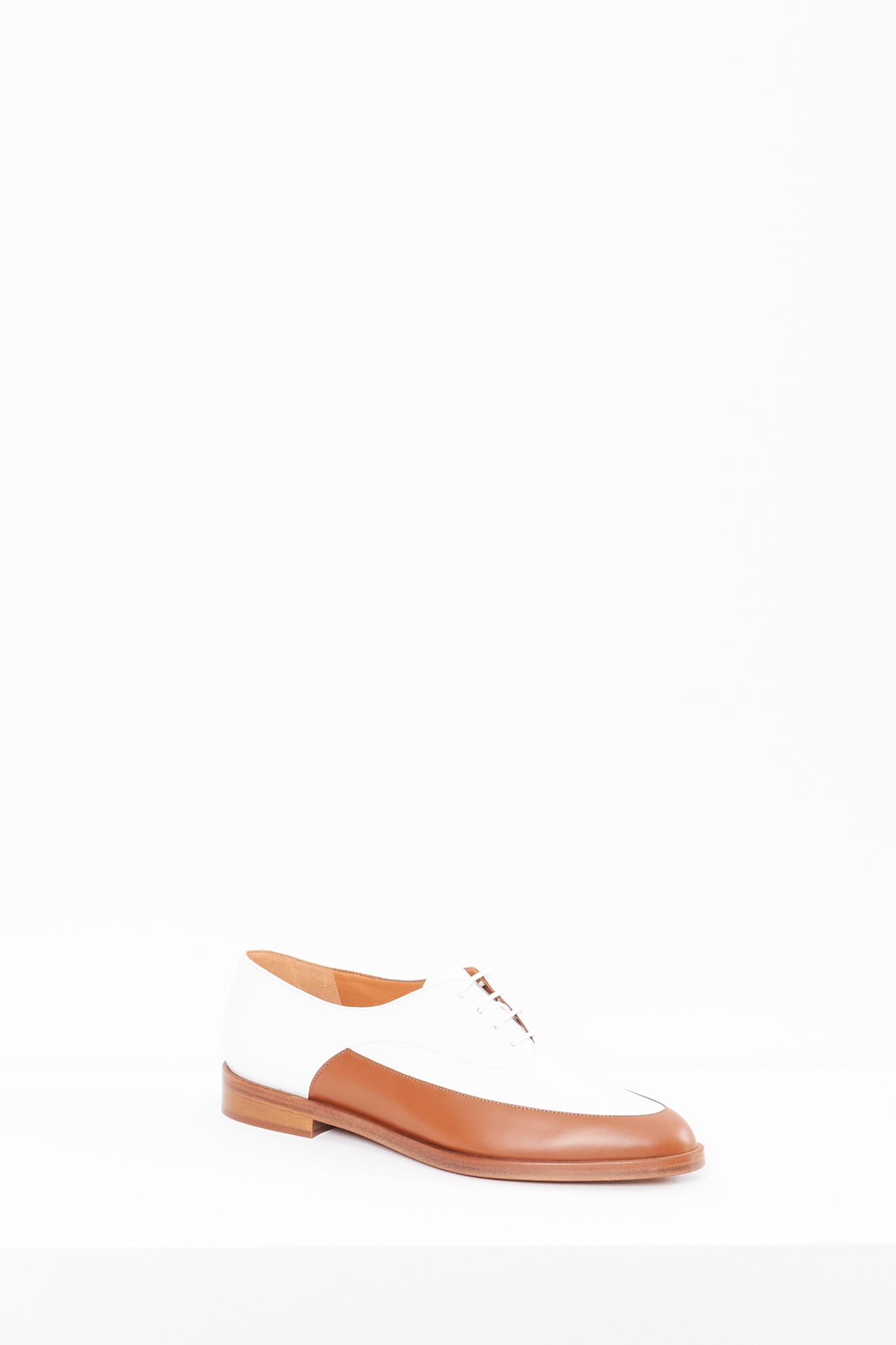 Clergerie Lou leather lace up