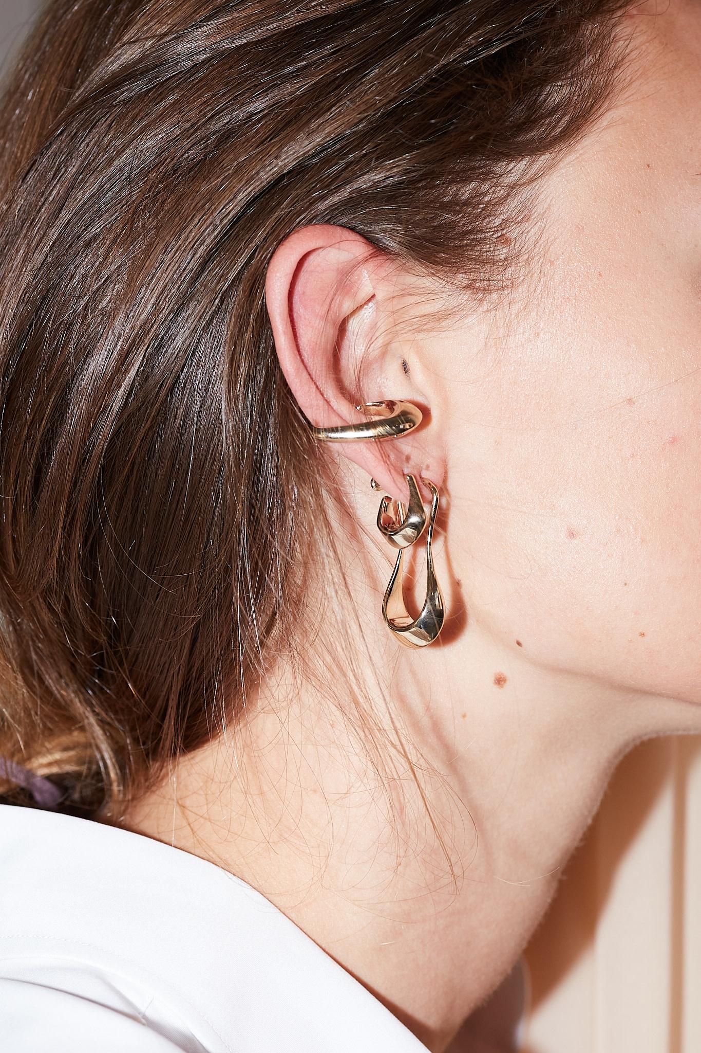 Lemaire - Mini drop earring