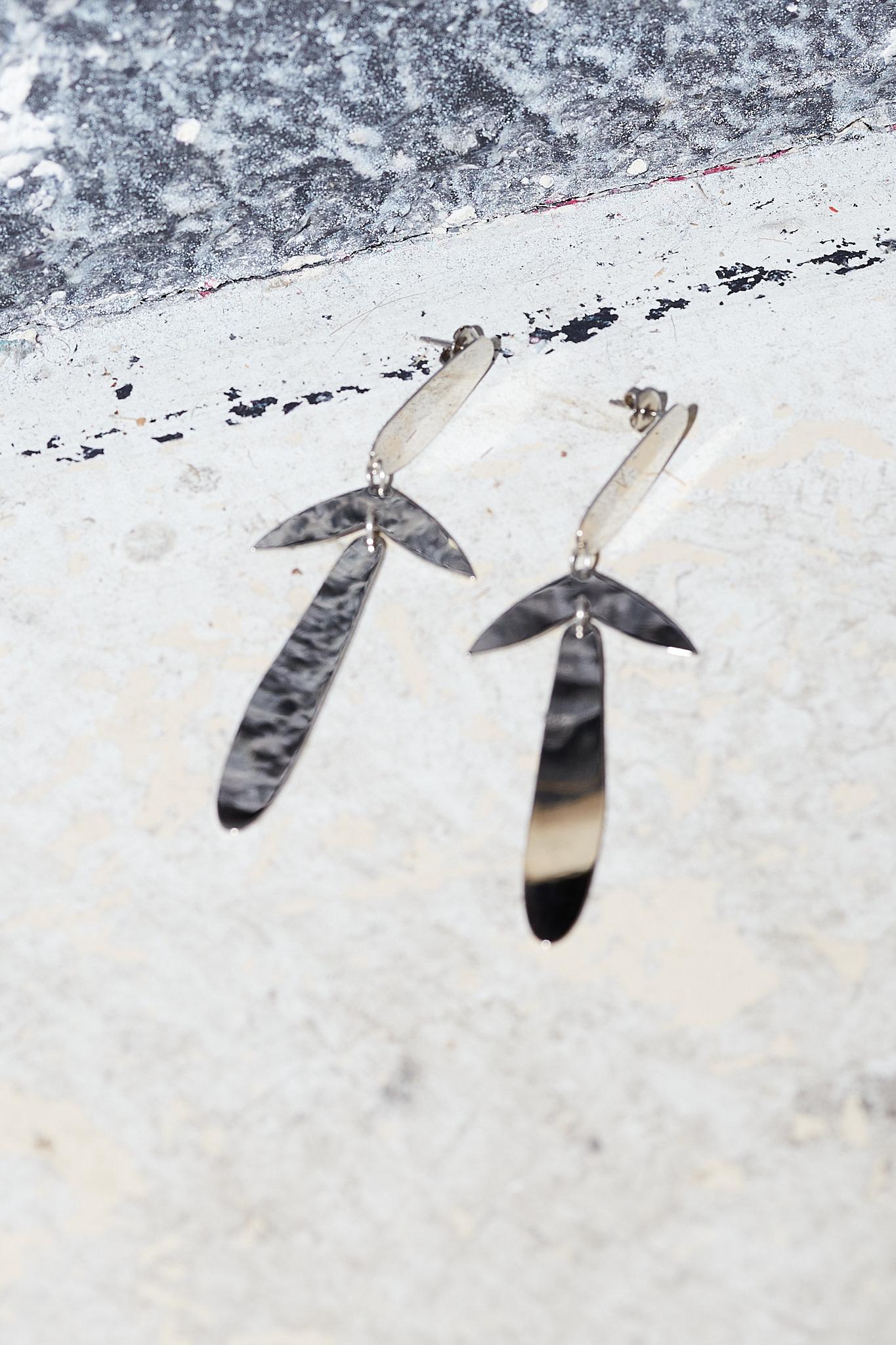 Isabel Marant Shiny pepper earrings