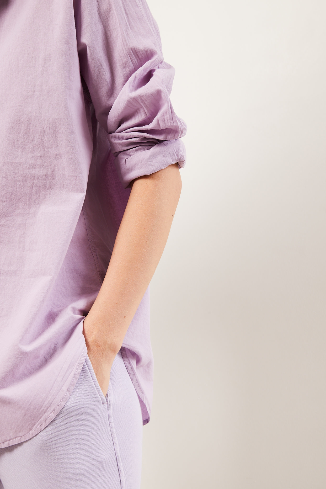 Xirena - Beau cotton poplin shirt