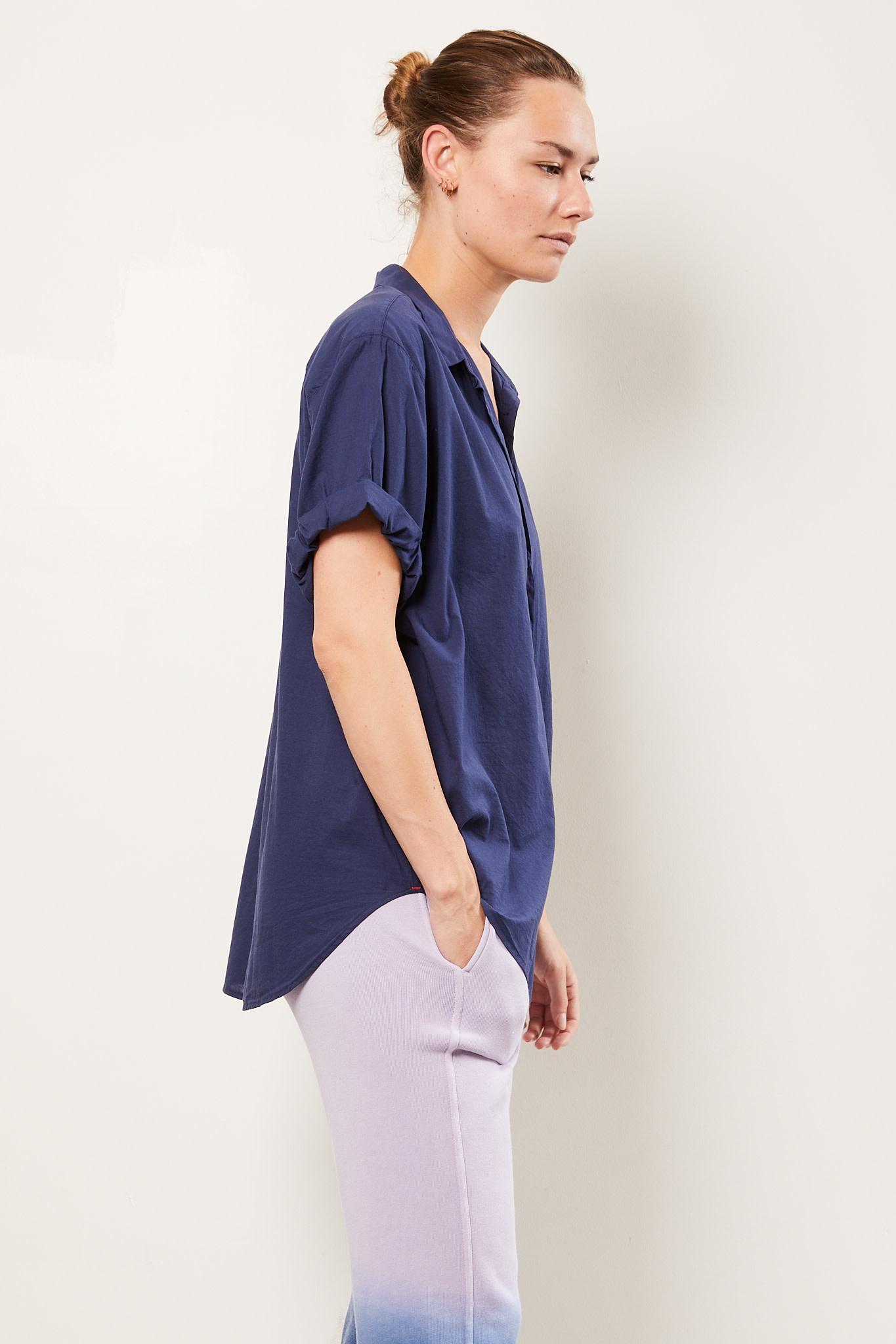 Xirena - Channing cotton poplin shirt