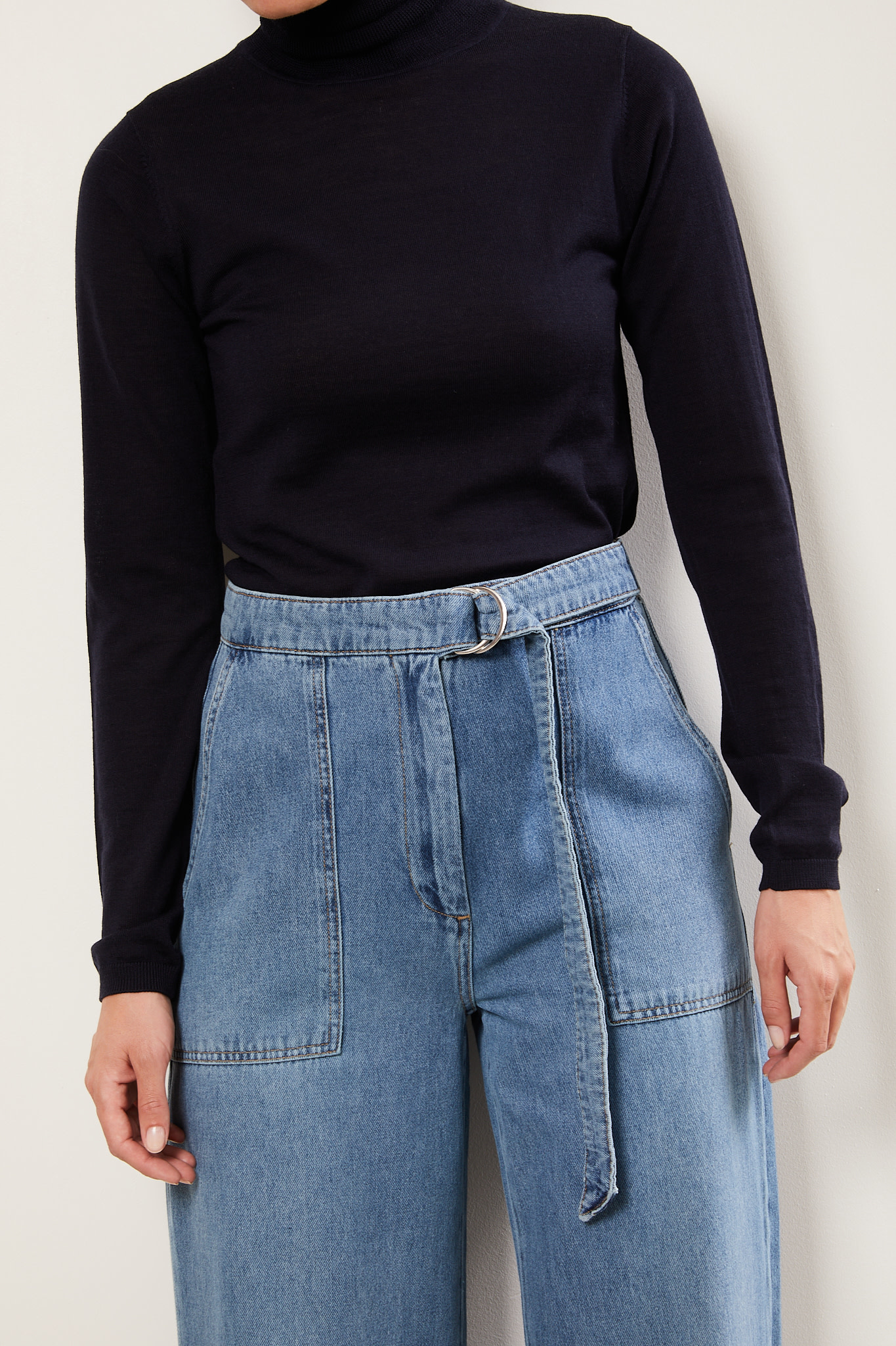 Róhe - Ida roll-neck sweater