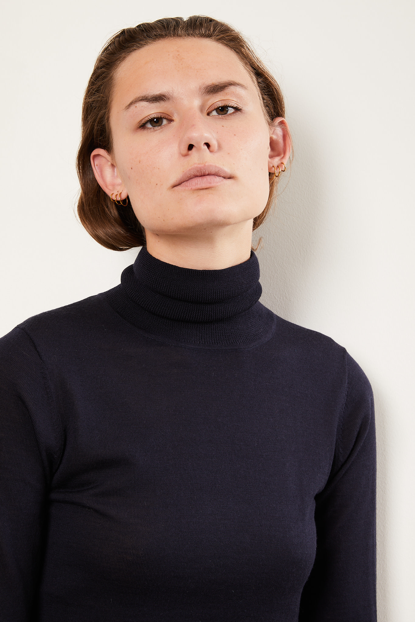 Róhe Ida roll-neck sweater