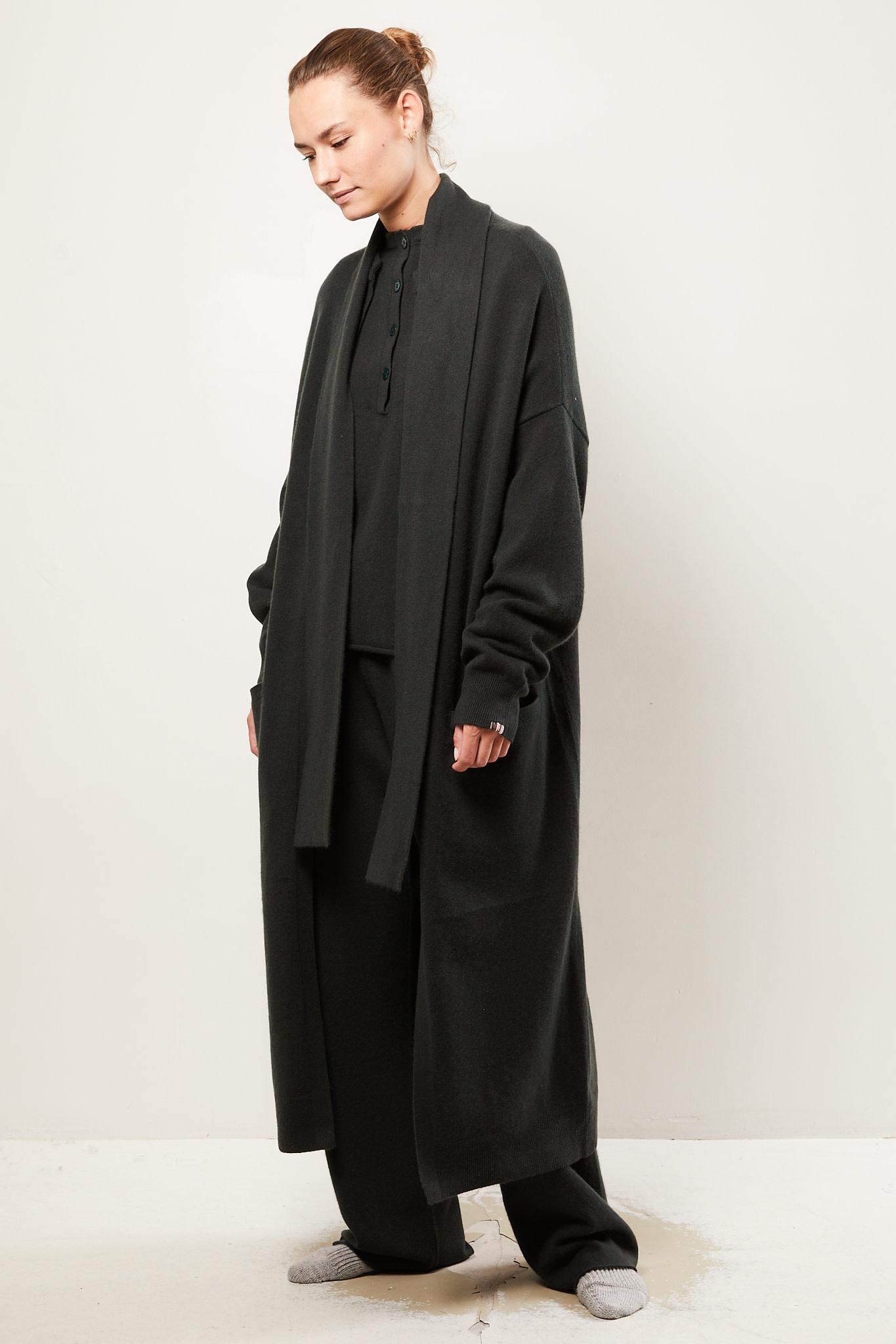 extreme cashmere - Marina crew neck cardigan