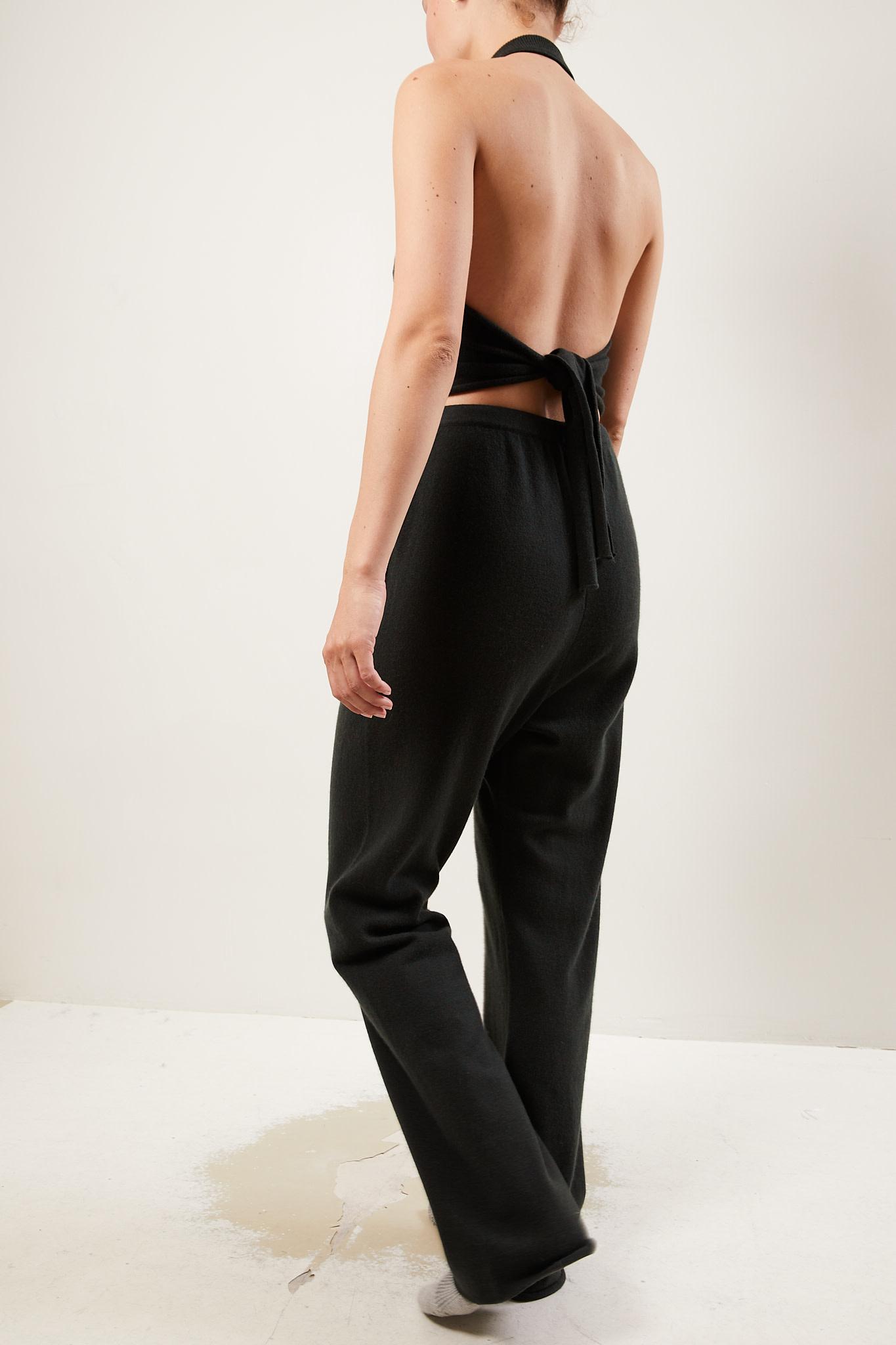 extreme cashmere - Run cashmere pant