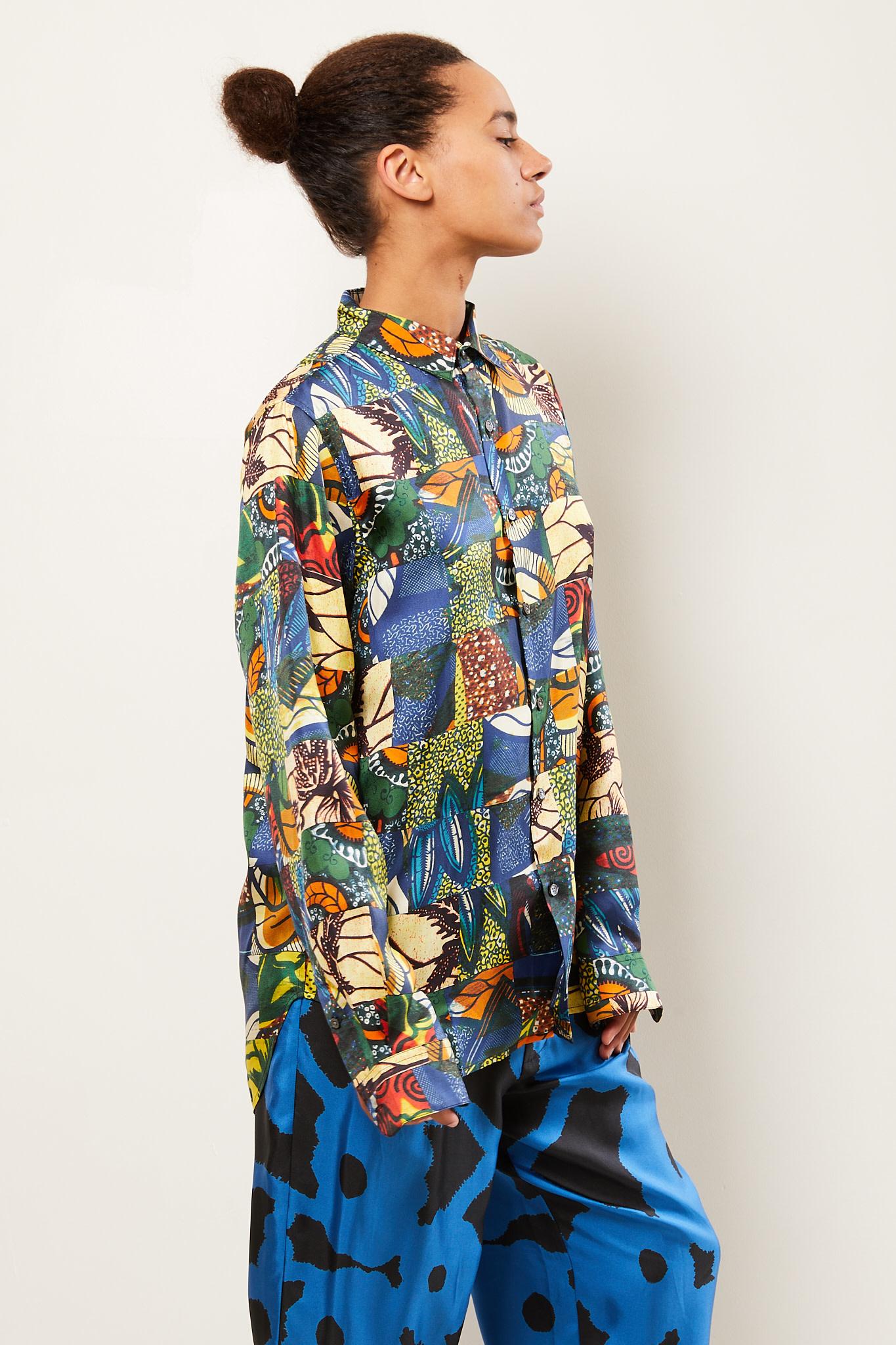 bananatime - Collar 2 shirt