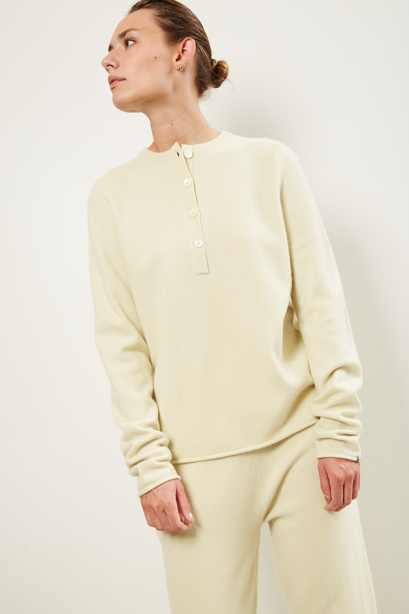 extreme cashmere - Be loved classic fit sweater