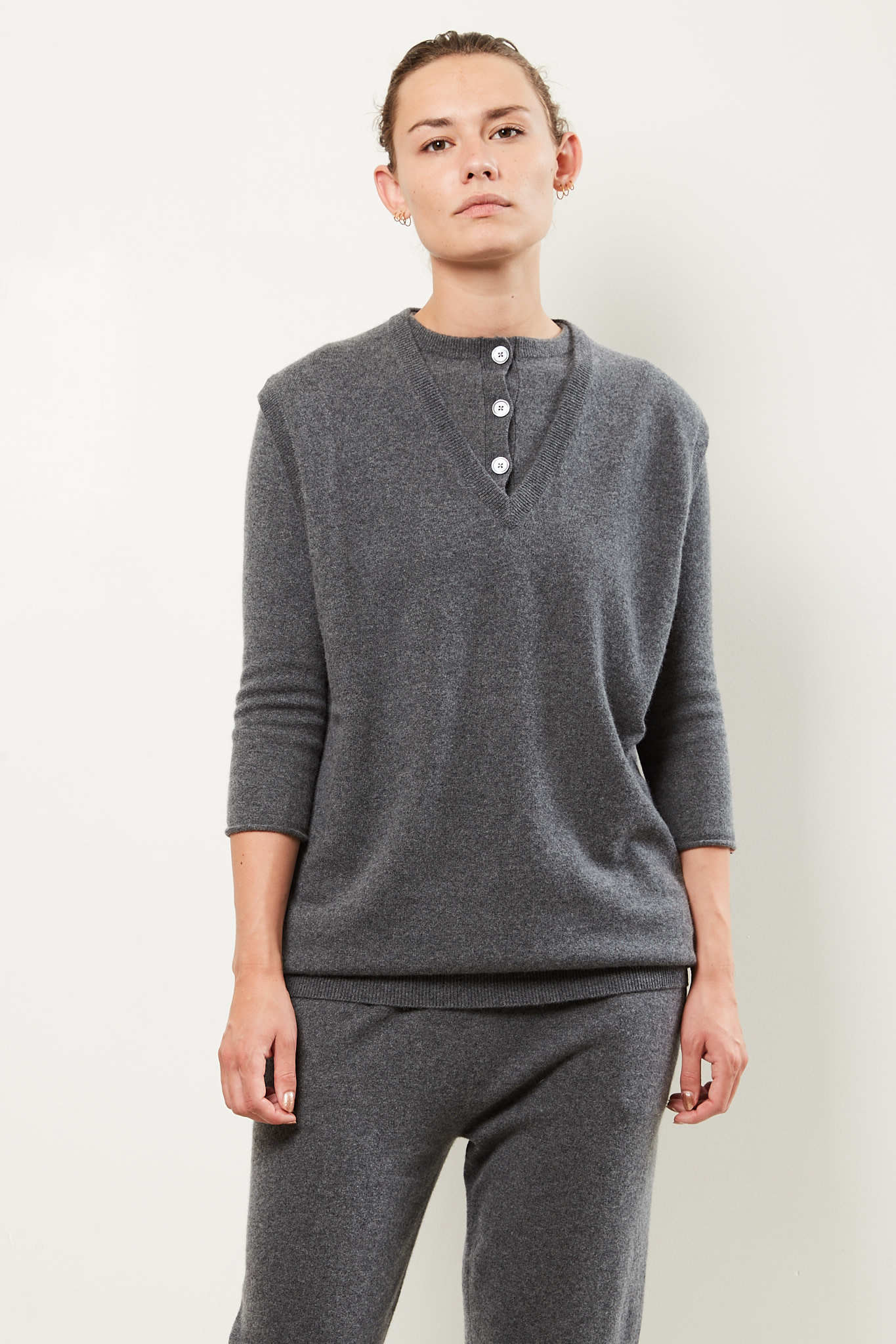 extreme cashmere - Clic comfort fit spencer