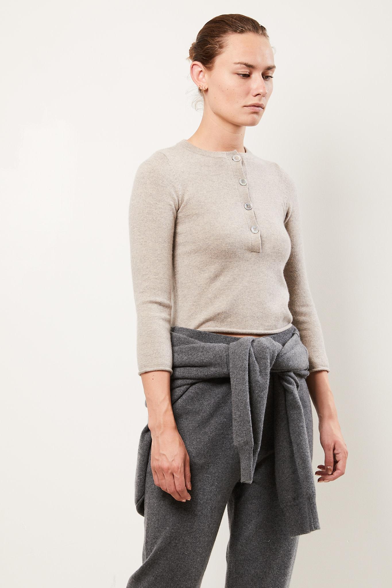 extreme cashmere - Ema shrunken fit sweater
