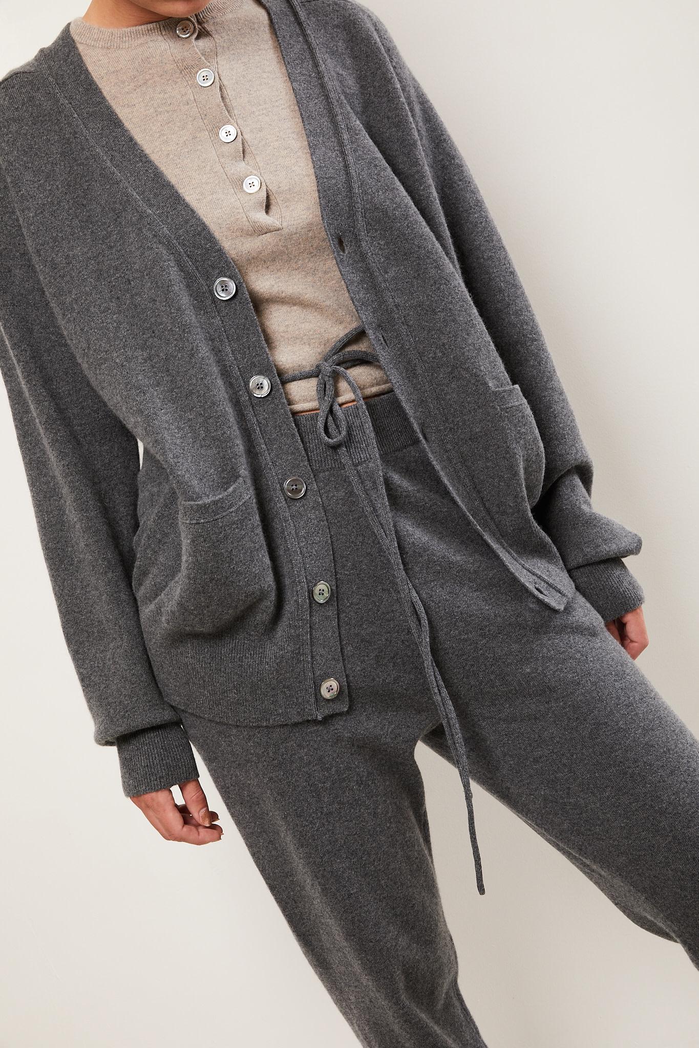 extreme cashmere - Feike cashmere cardigan