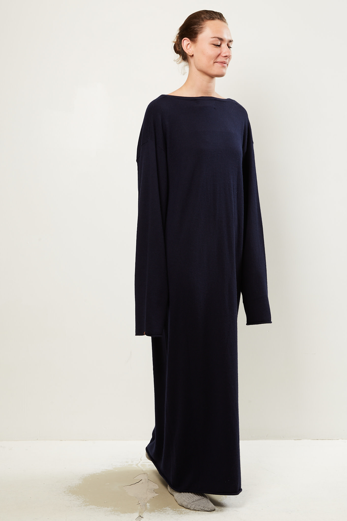 extreme cashmere - Scoop dress