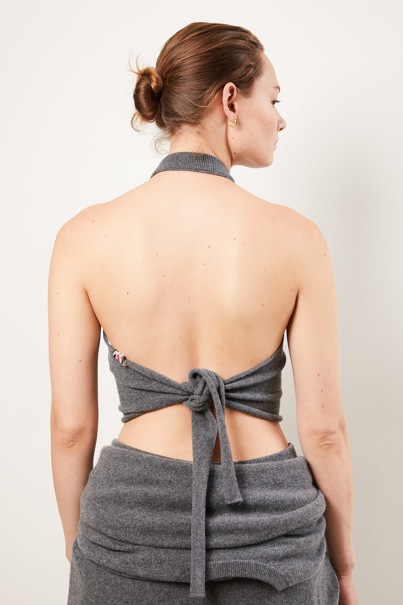 extreme cashmere - Wies halter top