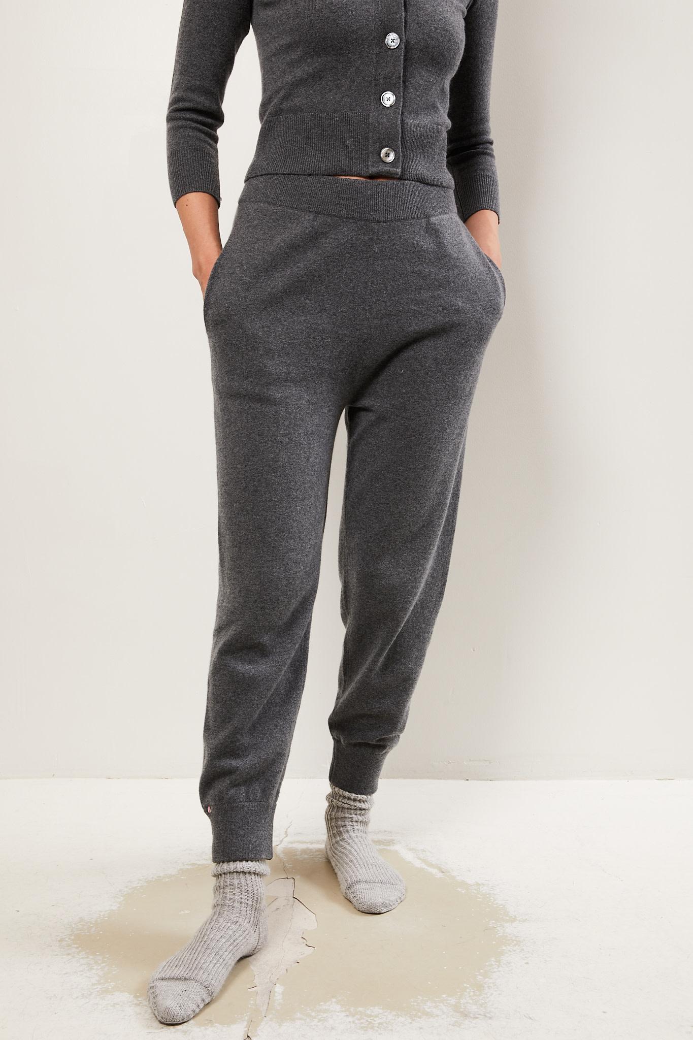 extreme cashmere Yogi sweatpants