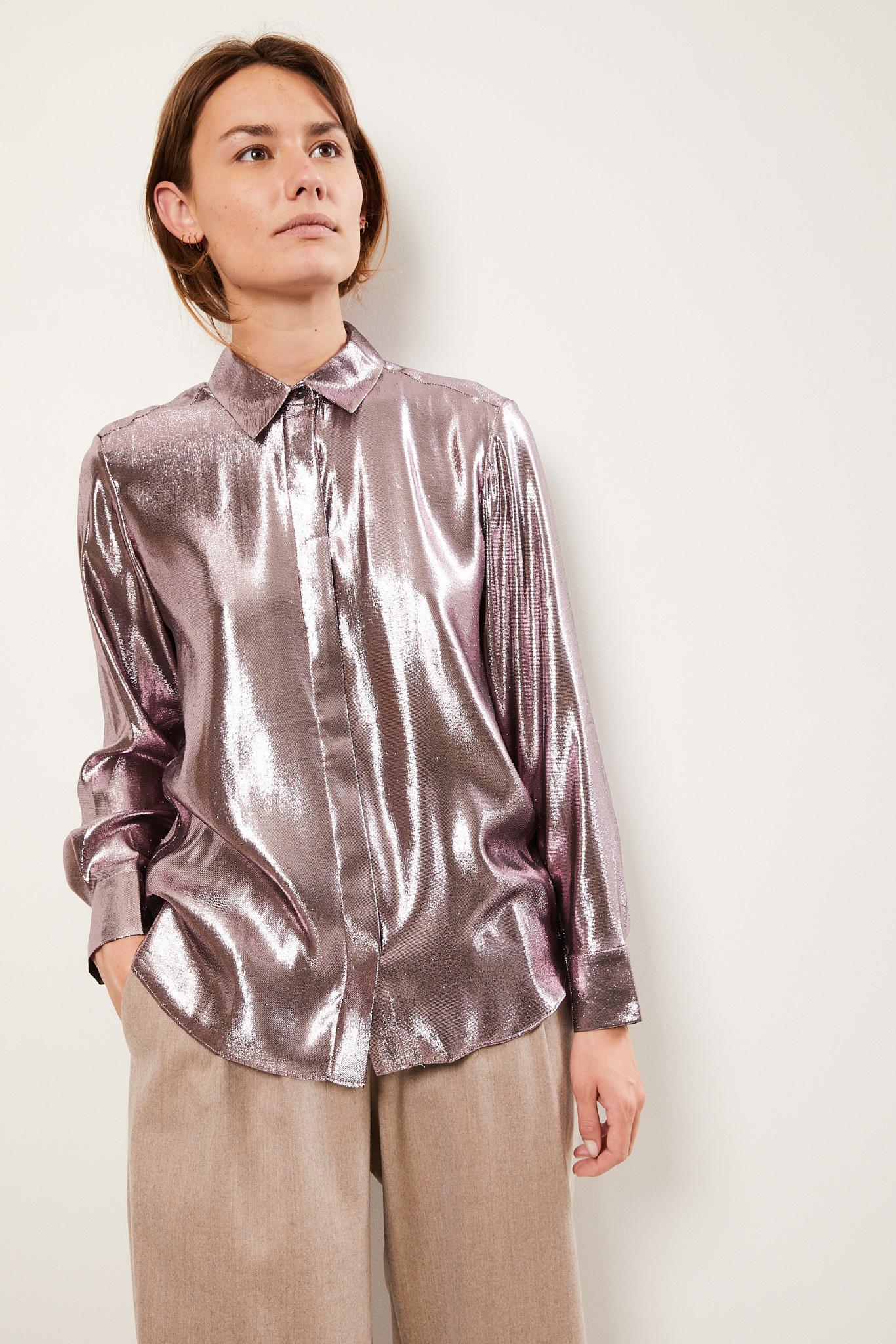 inDRESS - Cumin shirt