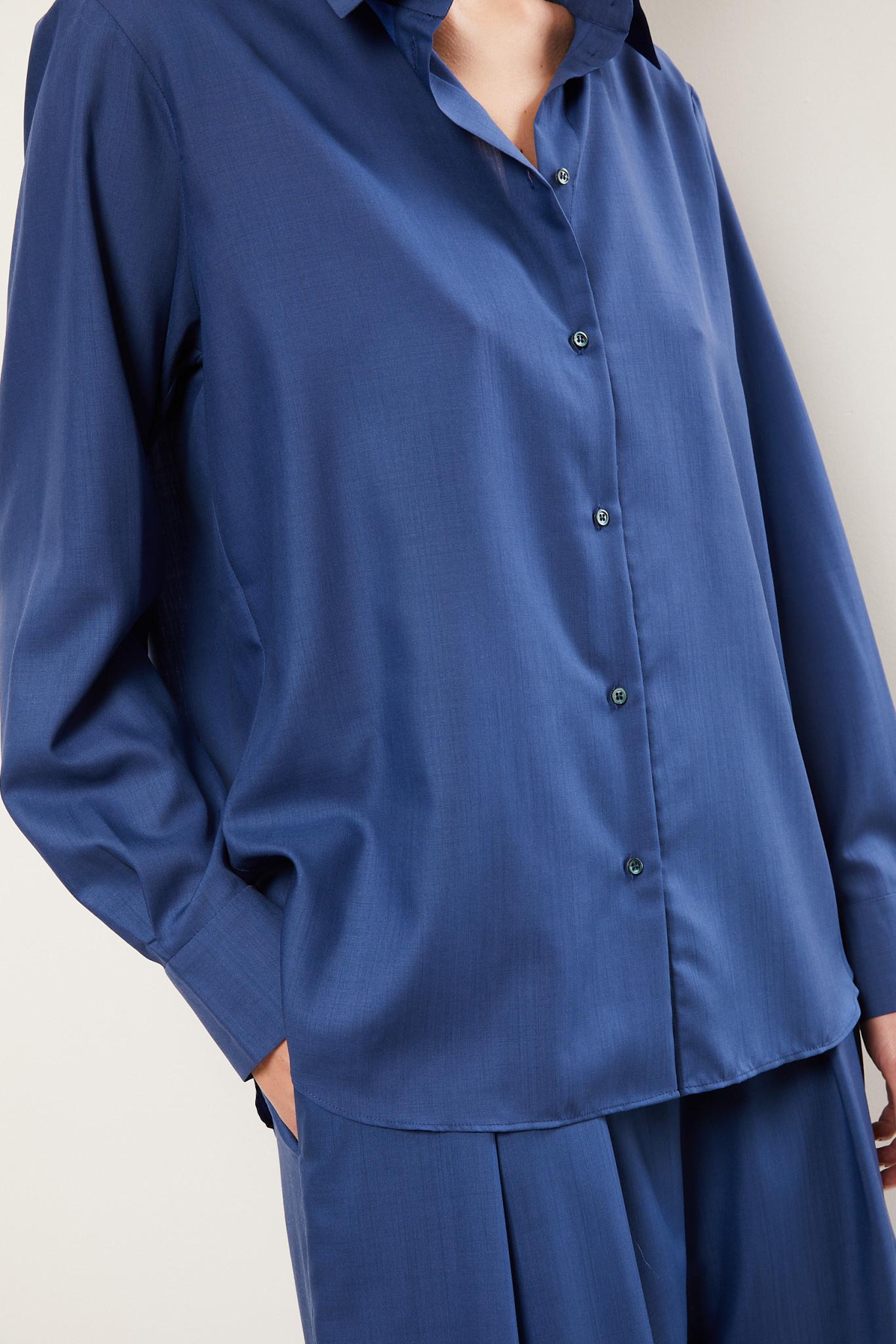 inDRESS - Curry vert shirt