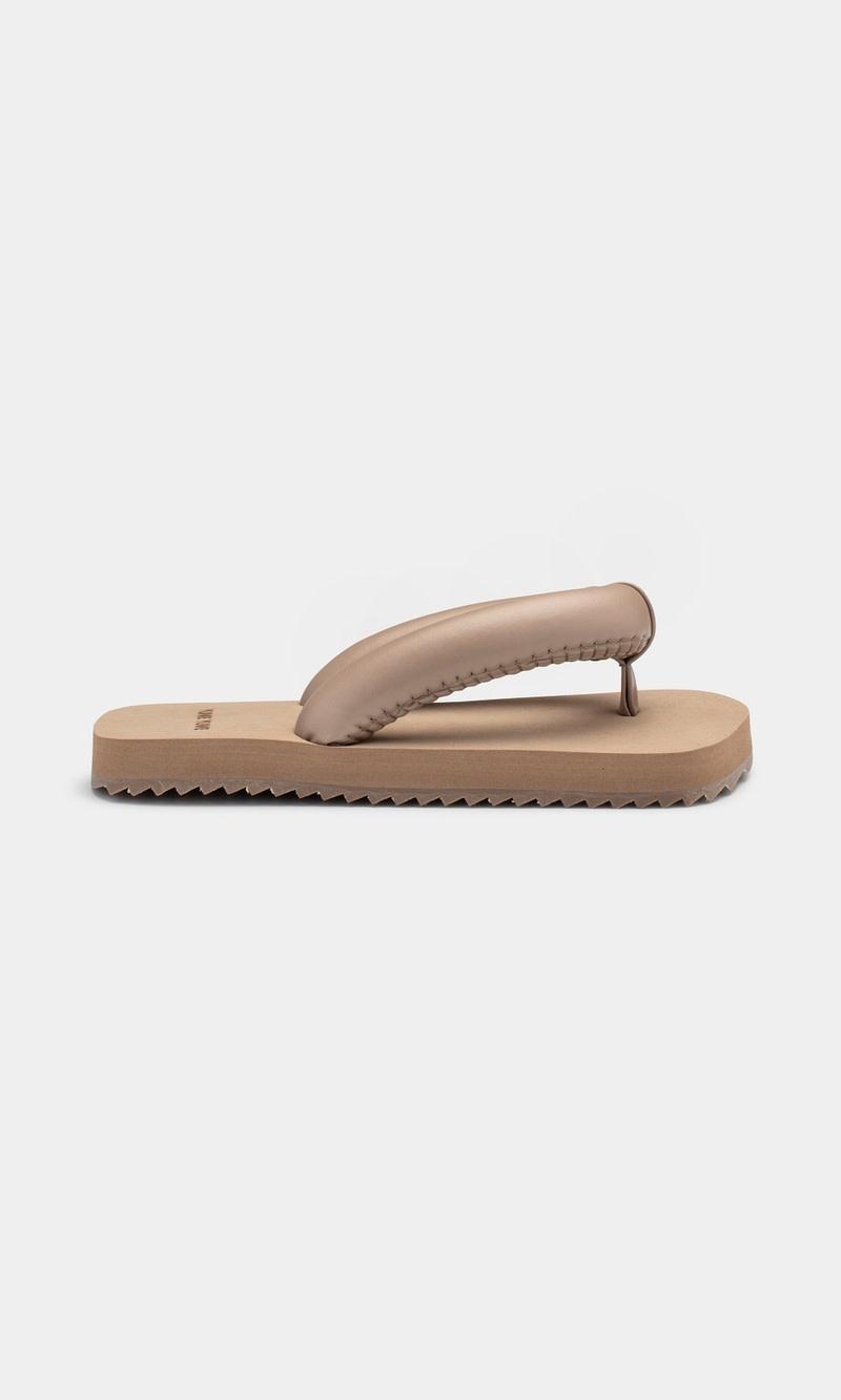 Yume Yume Suki vegan leather flip flop