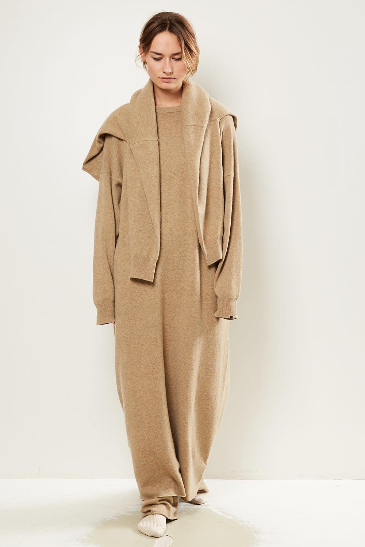 extreme cashmere - No106 weird crew neck dress harris