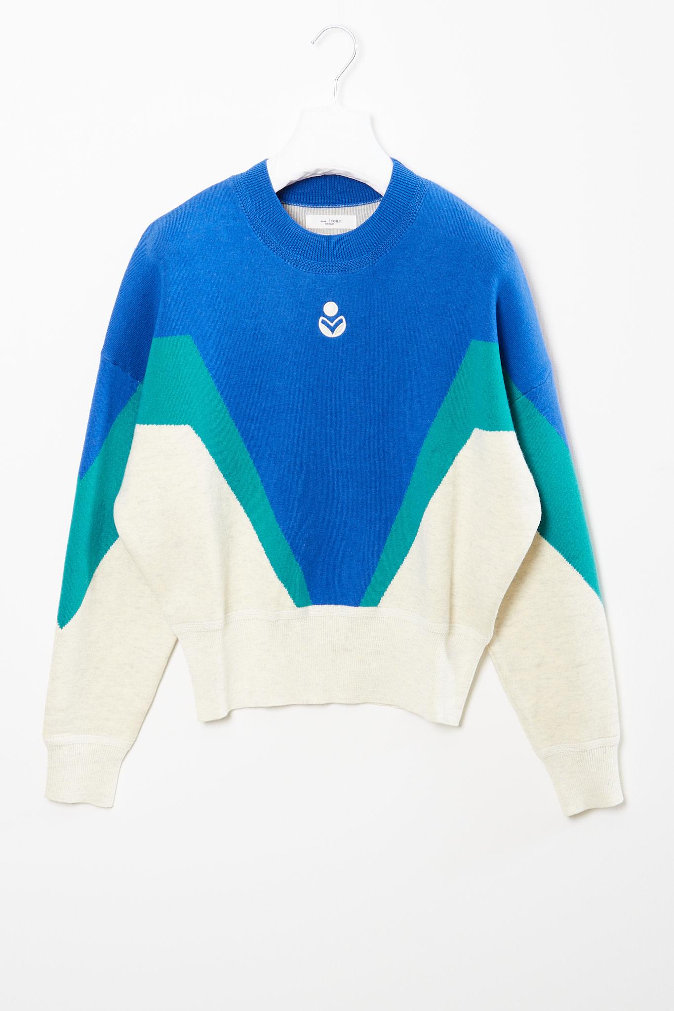 Etoile Isabel Marant - Agathe colorblock sweater