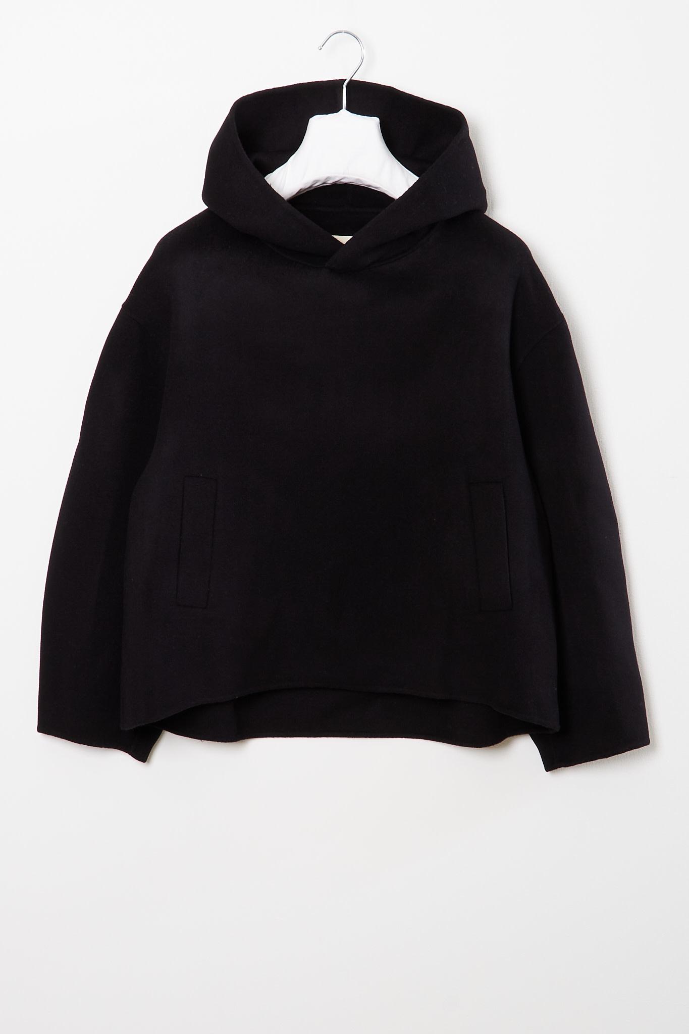 loulou studio Pollos wool cashmere hoodie