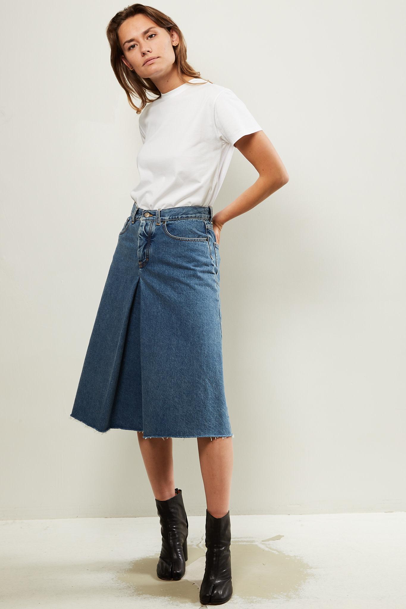 Maison Margiela - MM skirt