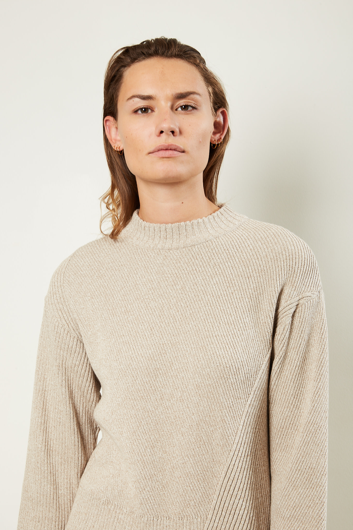 Aeron - Sommer melange knit dress