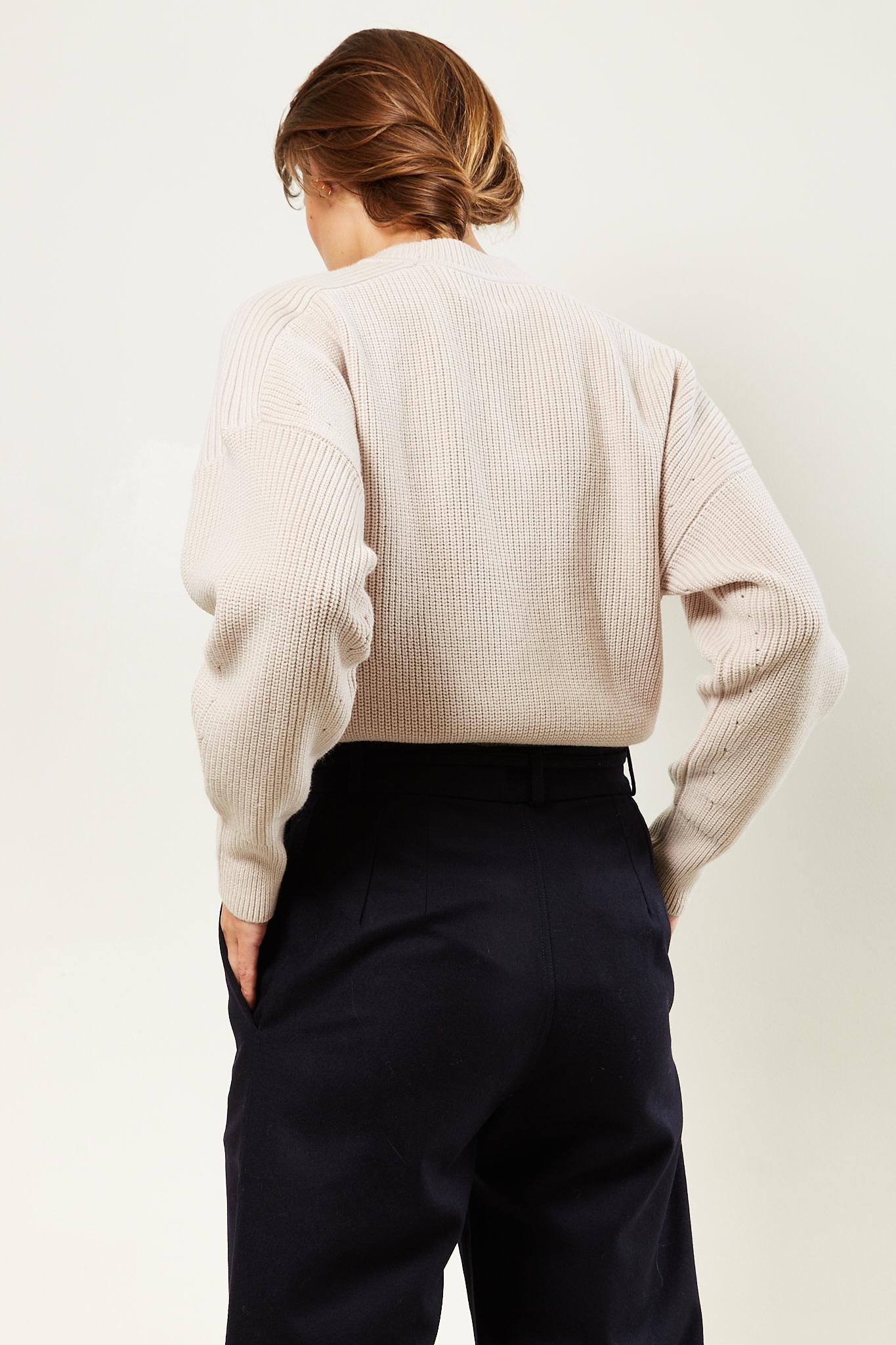 Etoile Isabel Marant - Blow merino knit sweater
