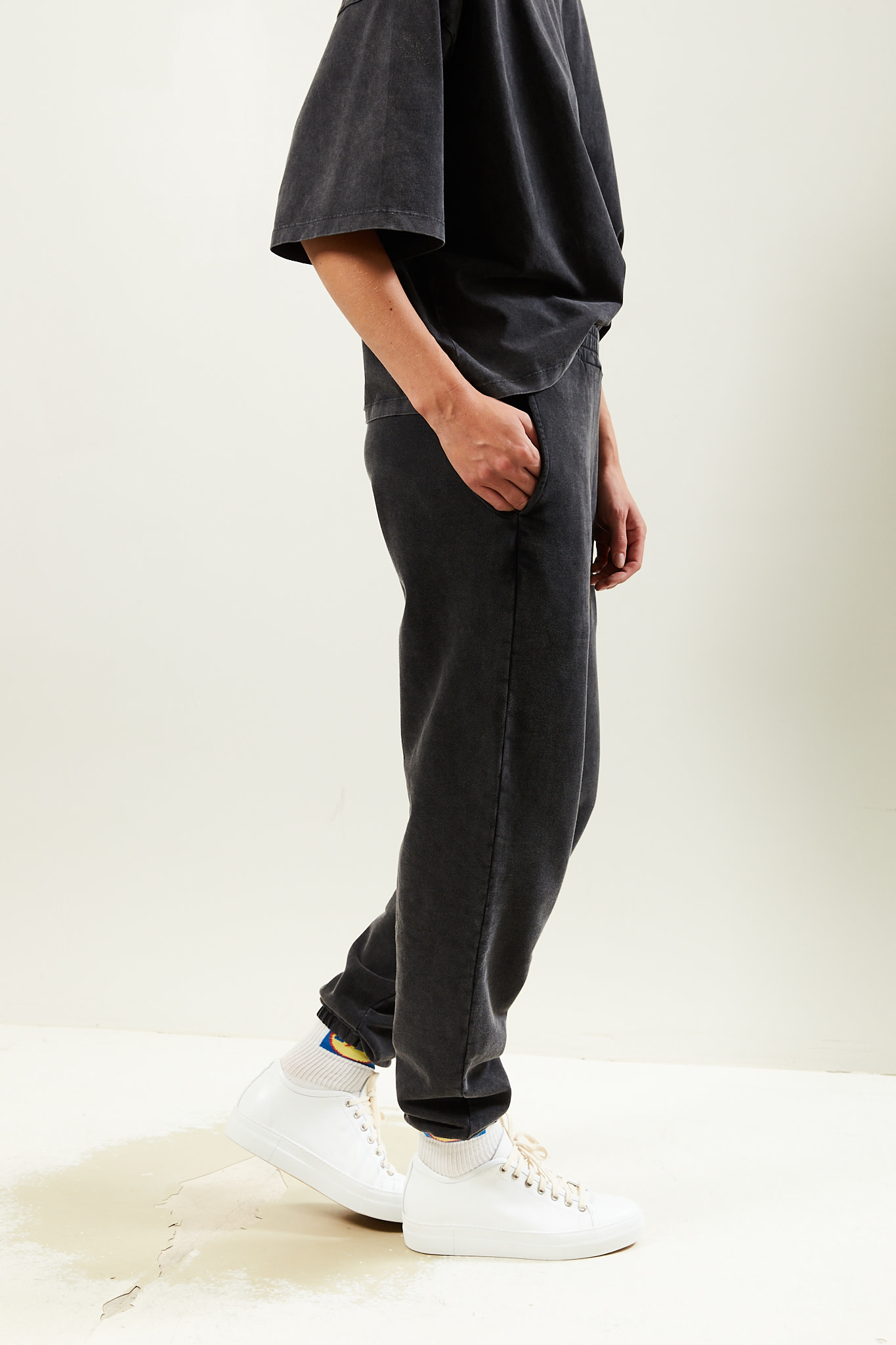 ÂME - Doyou cotton sweat pants