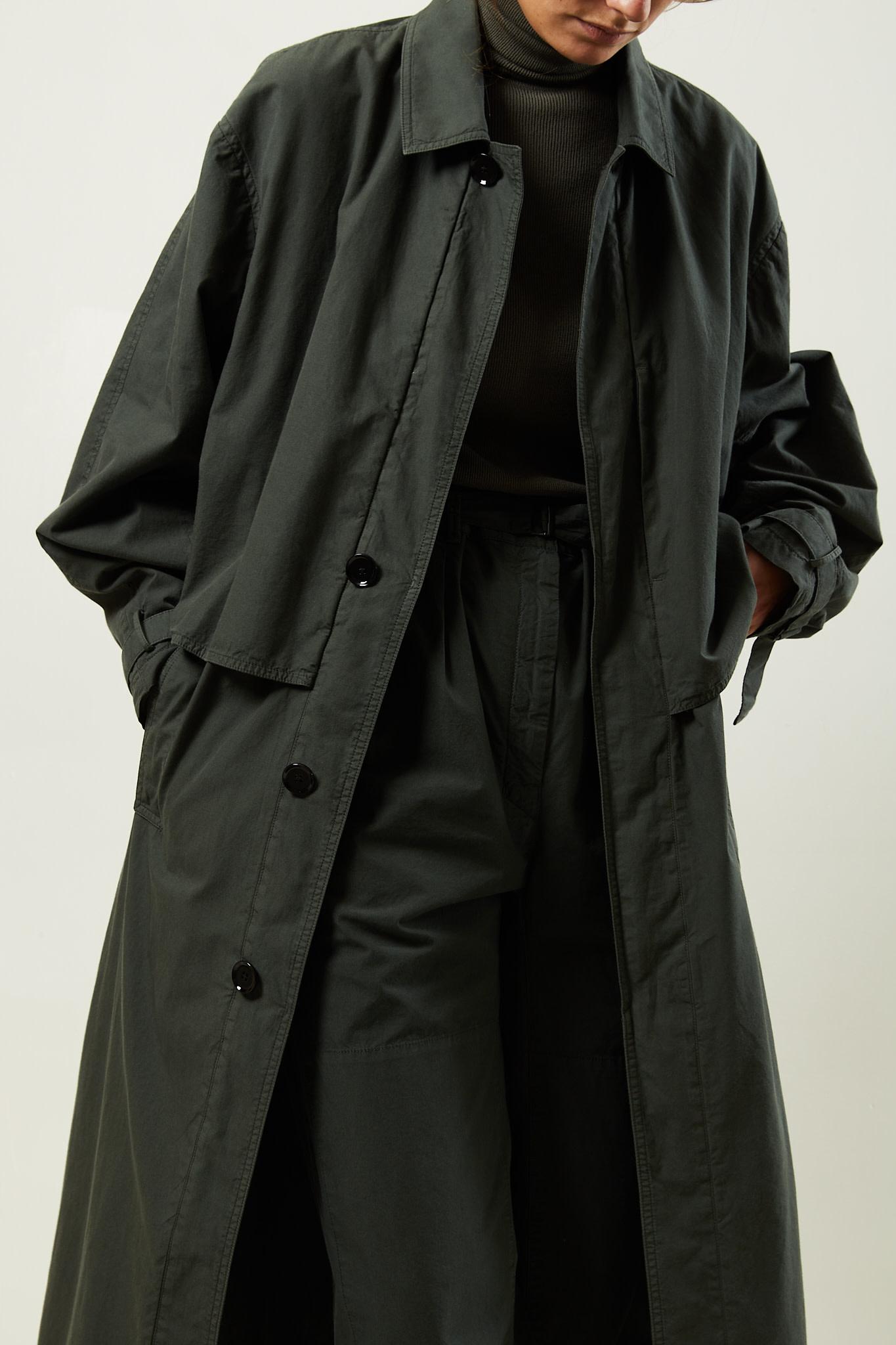 Lemaire Storm flap coat