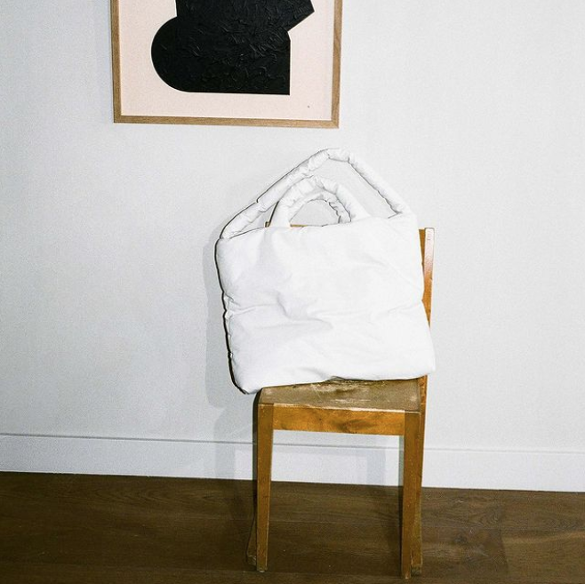 <strong>KASSL EDITIONS</strong>puffy bags  and smart coats