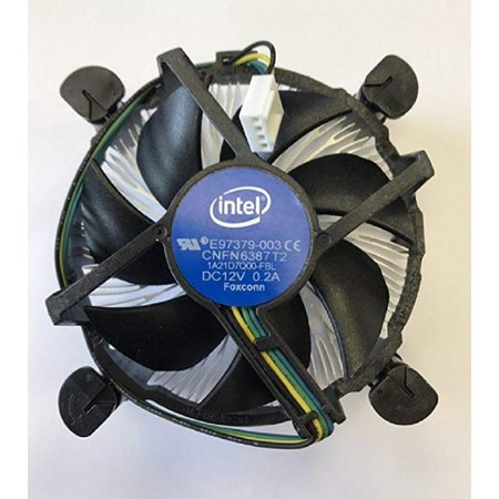 Intel CPC Cooler 1150+1151 +1200 Socket bulk original Cooler