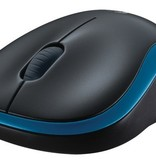 Logitech M185 Wireless Mouse Blue