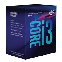 Core i3-8100 processor 3,6 GHz Box 6 MB Smart Cache
