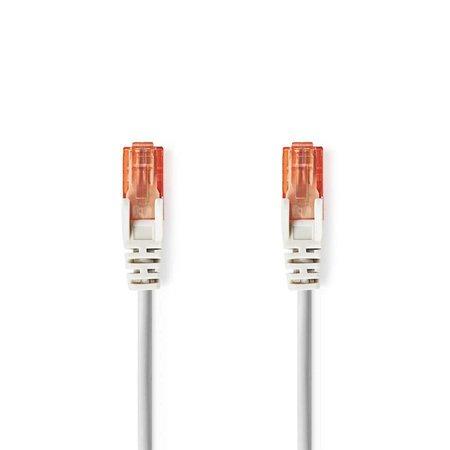 CAT6 UTP-Netwerkkabel/RJ45 5m Grijs