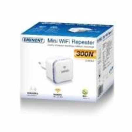 Wireless N Mini Repeater (WPS connect)