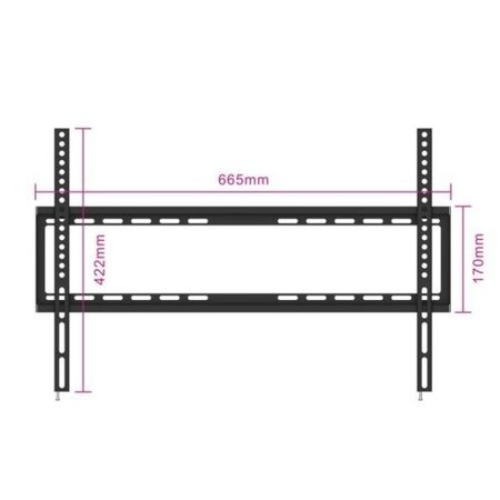 "Easy Fix TV wall mount XL, 37"" - 70"""