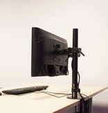 Monitor desk mount stand 1 LCD