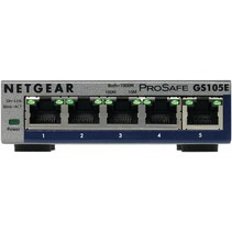 ProSafe Plus 5 Port Webm. Gigabit Ethernet Switch