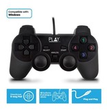 Play Gaming Wired USB Gamepad for PC