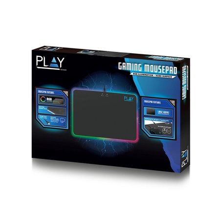 Play Gaming RGB Mouse Pad