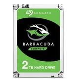 HDD  Barracuda 2TB - 3.5inch - 7200RPM - 64MB - SATA