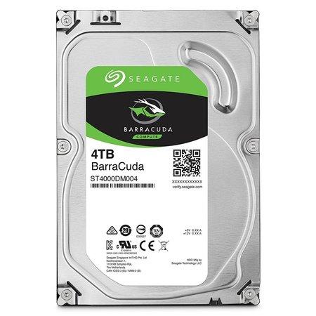 HDD  4TB - 3.5inch - 5400RPM - 256MB - SATA600