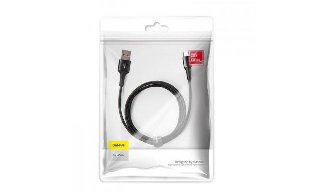 Baseus Baseus USB Lightning LED oplader - 50 cm