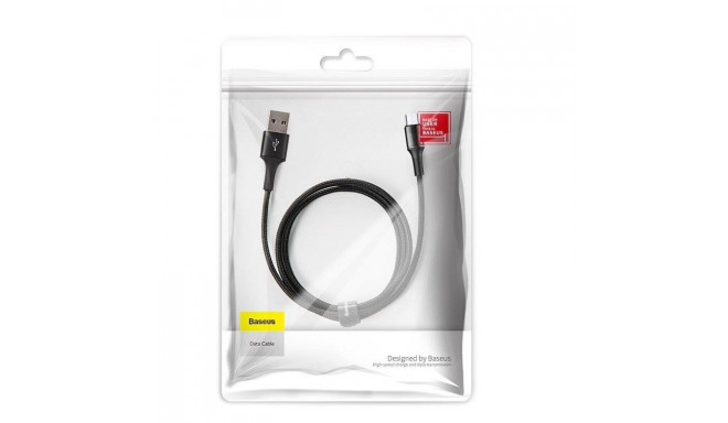 Baseus Baseus USB Lightning LED oplader - 180 cm